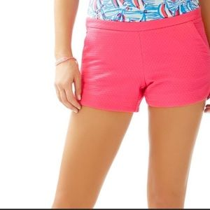 Lilly Pulitzer Adie shorts size 0